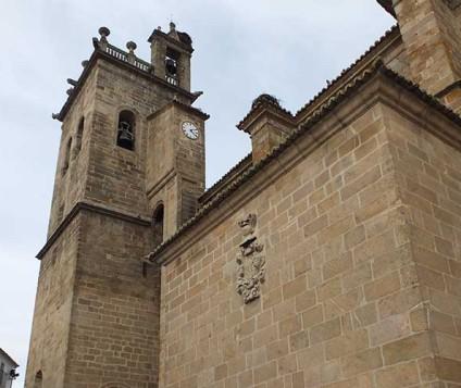 El Conjunto Histórico de Brozas, en trámites para ser Bien de Interés Cultural - pueblos