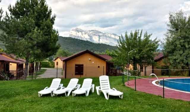 Camping Boltaña, Huesca