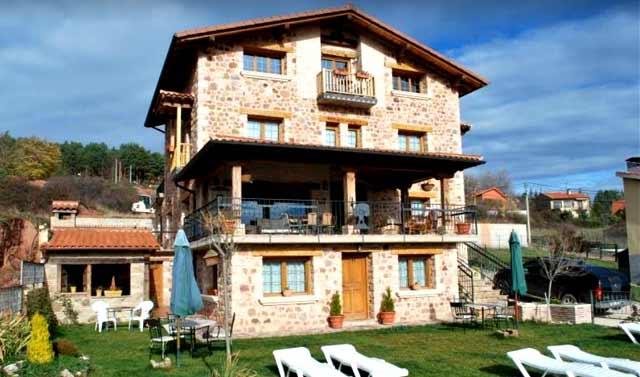 Casa Rural El Olmo, en Rasillo de Cameros, La Rioja