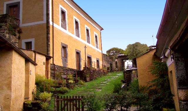 Casa Rural en Asturias El Bosque de las Viñas