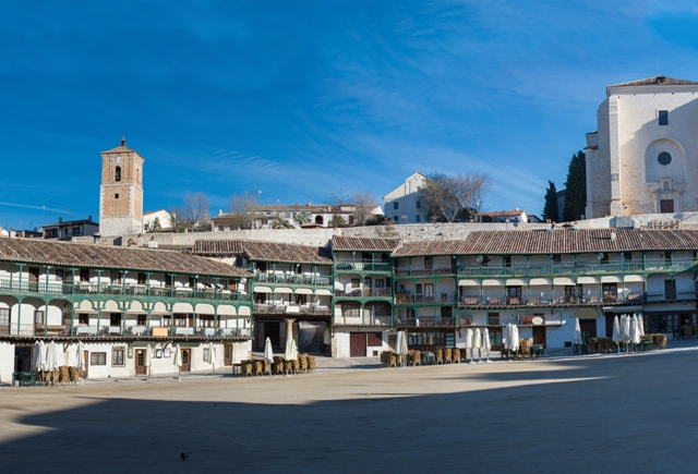 chinchon madrid
