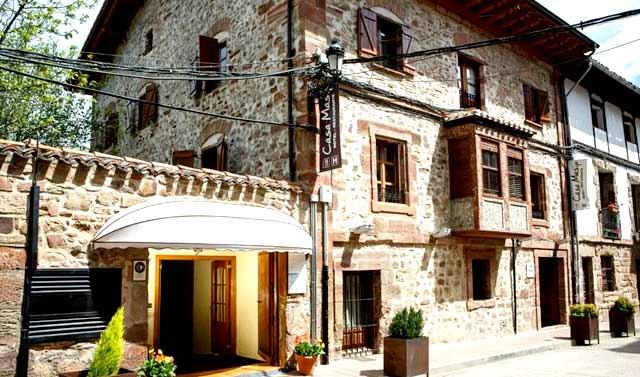 Casa Masip, en Ezcaray, La Rioja