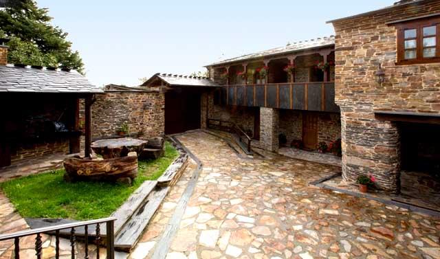 Casa Rural en Asturias El Balcón de Oscos