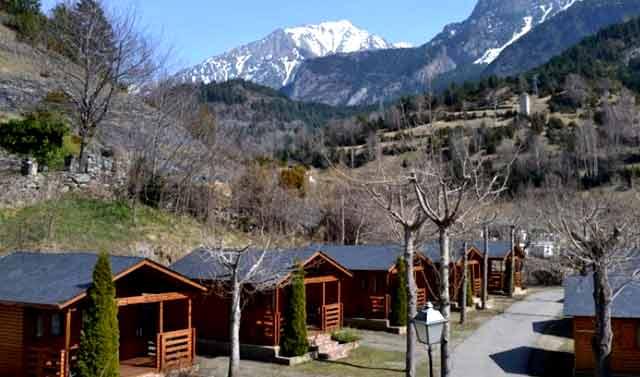 Camping Aneto, Benasque, Huesca