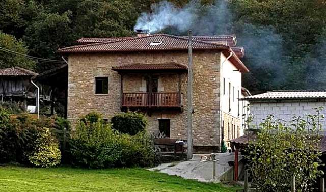 Casa Rural en Asturias El Calero