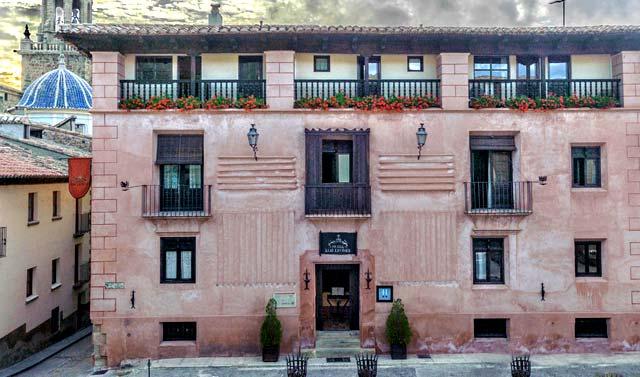 Los Mejores Hoteles Rurales de Teruel