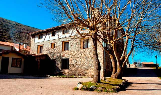 La Antigua Ferrería, en Ezcaray, La Rioja