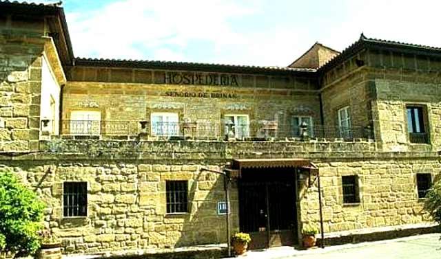 Hospedería Señorío de Briñas, en Briñas, La Rioja