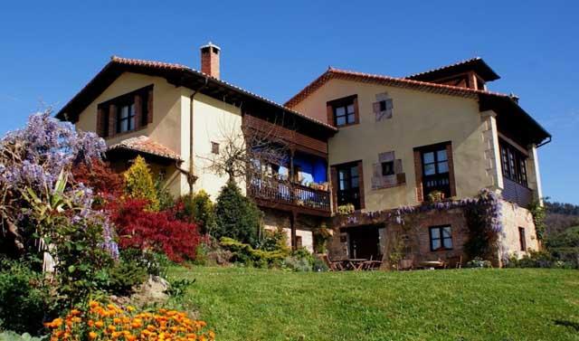 Casa Rural en Asturias La Heredad de la Cueste