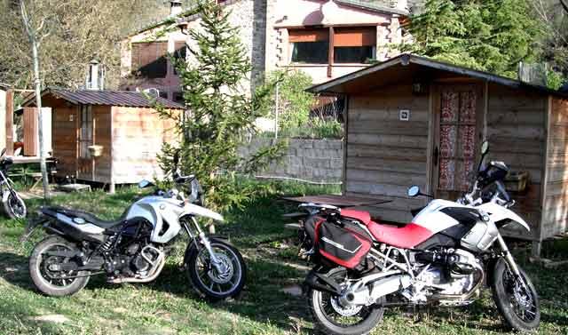 Camping Anzánigo, Huesca