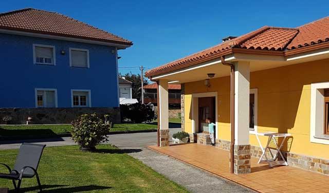 Casa Rural en Asturias Casa Carín