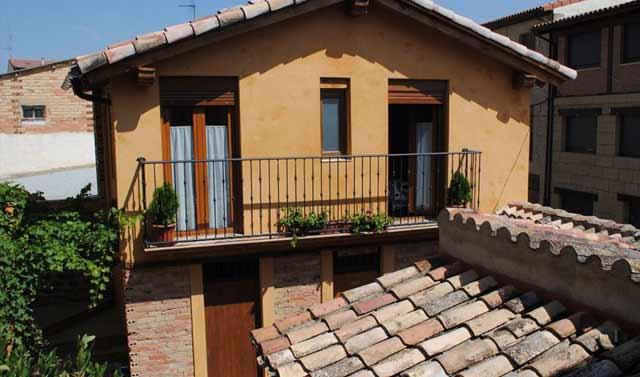 Casa Rural La Viña, en Cuzcurrita de Río Tirón, La Rioja