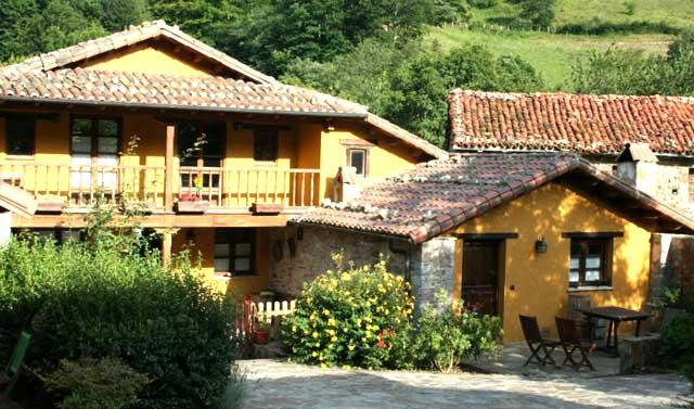 Casa Rural en Asturias Valle de Bueida
