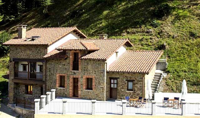 Casa Rural en Asturias Manuel de Pepa Xuaca
