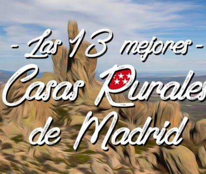 Las 13 Mejores Casas Rurales de Madrid - turismo-alojamiento-rural
