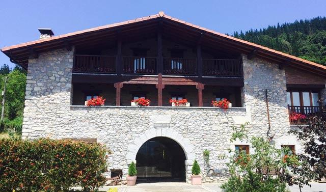 Hoteles Rurales con encanto en el País Vasco