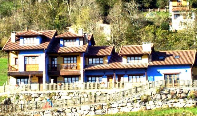 Casa Rural en Asturias El Balcón del Marqués