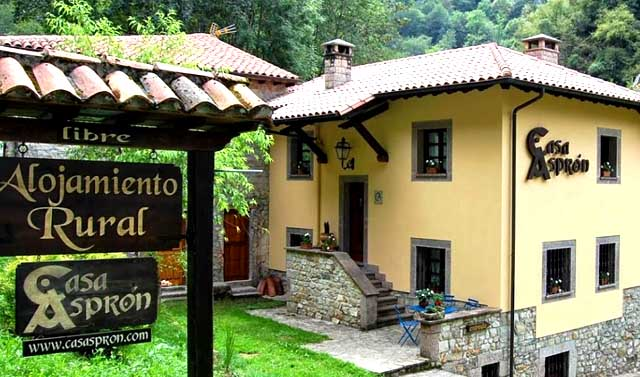 Casa Rural en Asturias Casa Aspron