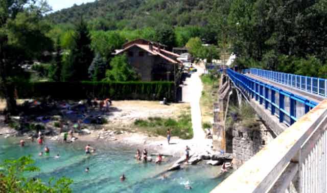 Camping La Gorga, Boltaña, Huesca