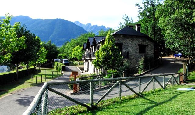 Camping Gavín, Huesca