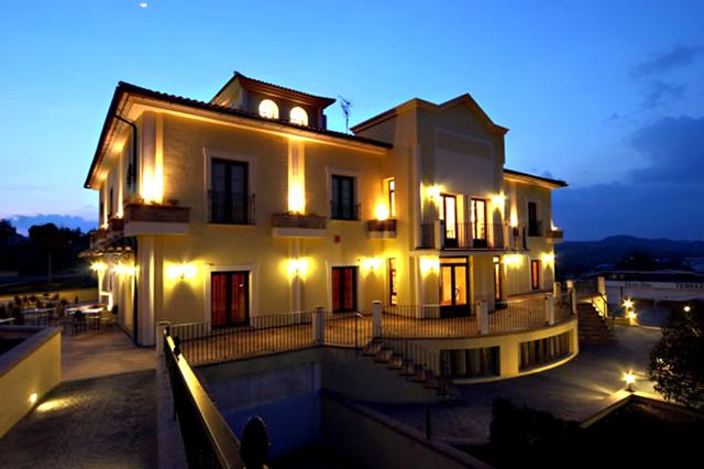 Los 25 mejores hoteles rurales con encanto en andaluc a for Hoteles rurales de lujo