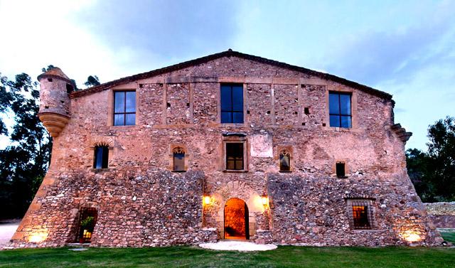 Ses Garites; en Pals, Girona.