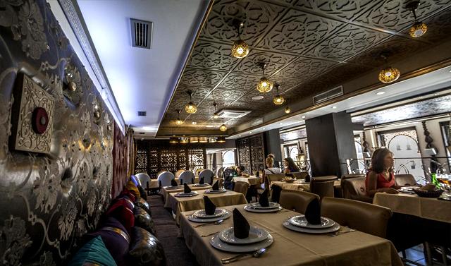 Restaurante El Caracol Moderno, en Melilla