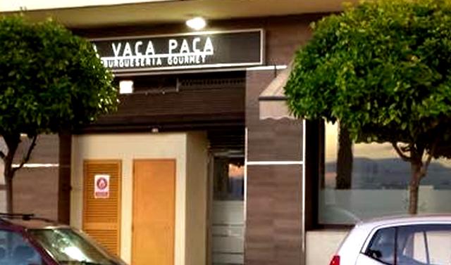 Restaurante La Vaca Paca, en Ceuta