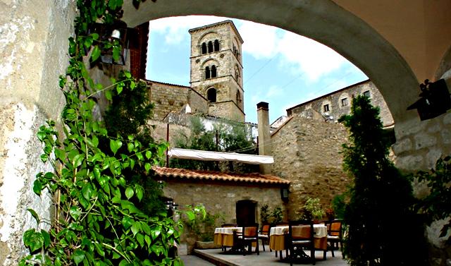 Posada Dos Orillas, en Trujillo, Cáceres