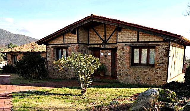 Hostería Fontivieja, en Losar de La Vera, Cáceres