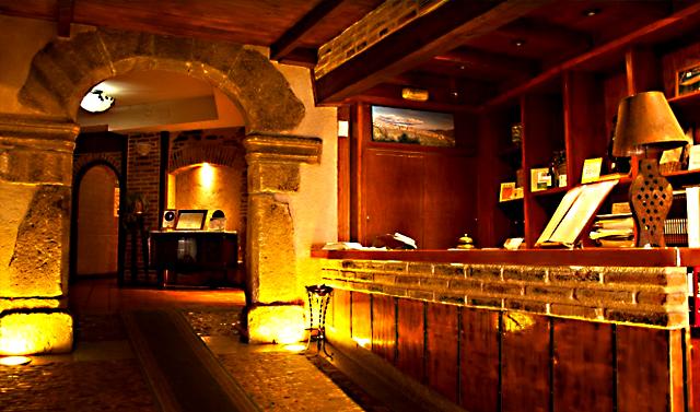 Hotel Rural Posada del Rincón, en Guadalupe, Cáceres