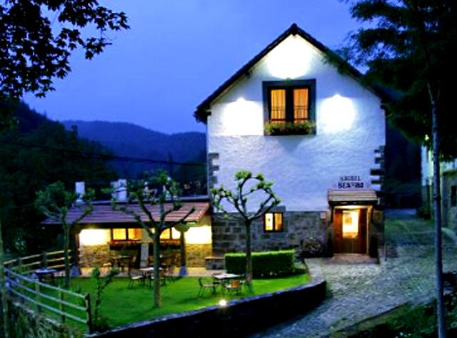 Hotel Rural Besaro, en Ochagavía, Navarra