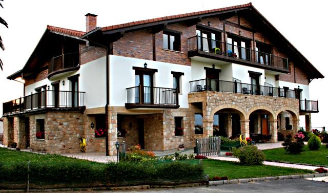 Las 12 mejores casas rurales del pa s vasco - Casas pais vasco ...