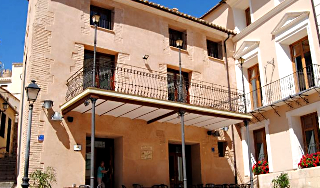 Hotel Rural La Façana, en Biar, Alicante