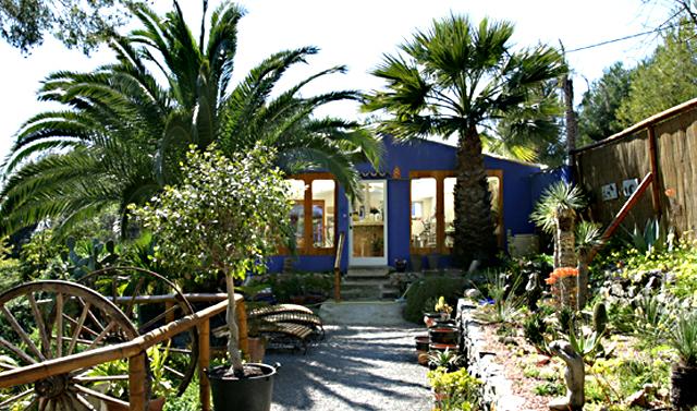 El Jardín de los Sentidos, en Altea, Alicante