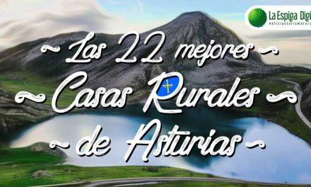 Las 22 mejores casas rurales en Asturias