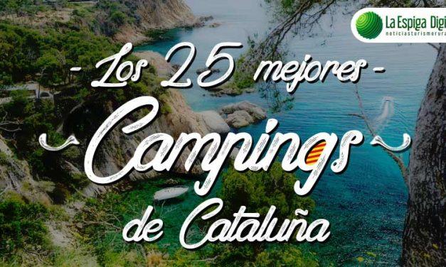 Los 25 Mejores Campings de Cataluña