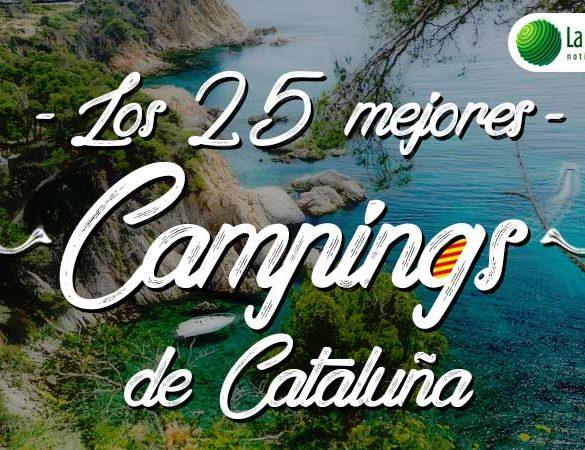 mejores campings cataluña