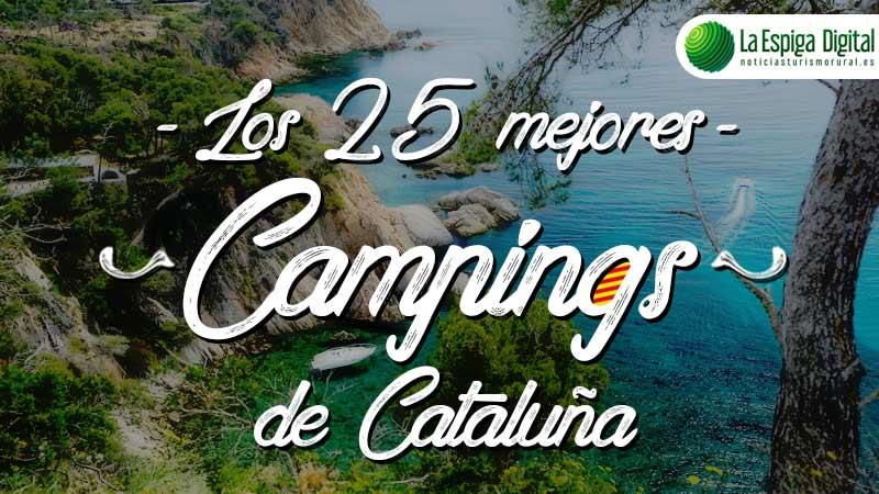 los 25 mejores campings de cataluña | la espiga digital