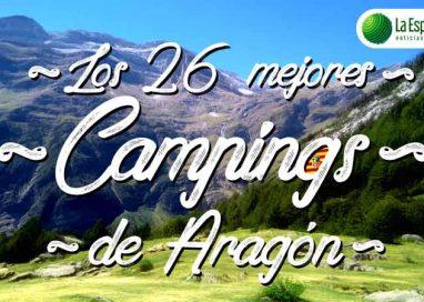 Los 26 Mejores Campings de Aragón