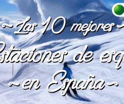Las 10 mejores estaciones de esquí de España