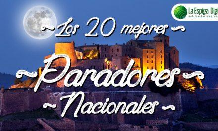 Los 20 mejores Paradores Nacionales de España para el turismo rural