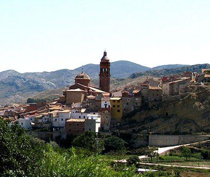 Competición entre dos pueblos de Teruel por tener Internet gratuito - pueblos