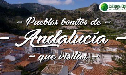 Pueblos bonitos de Andalucía que visitar