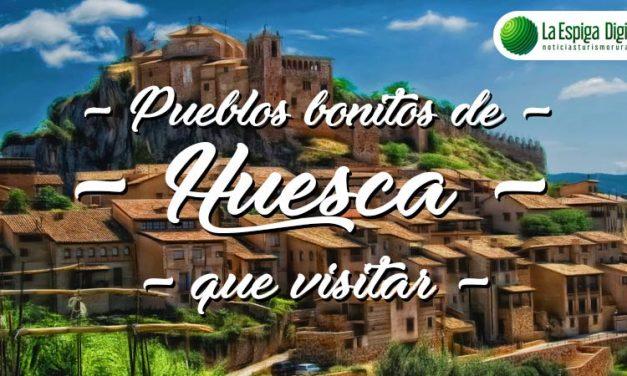 9 Pueblos Bonitos de Huesca que visitar