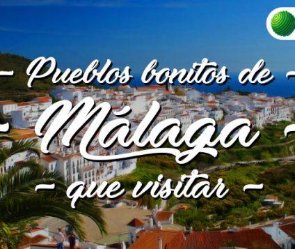 Pueblos bonitos que visitar en Málaga