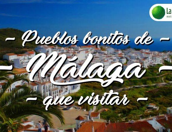 Pueblos bonitos de Málaga que visitar