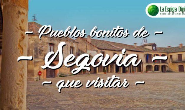 8 Pueblos Bonitos de Segovia que visitar