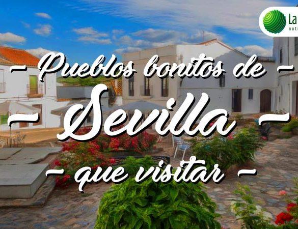Pueblos bonitos de Sevilla que visitar