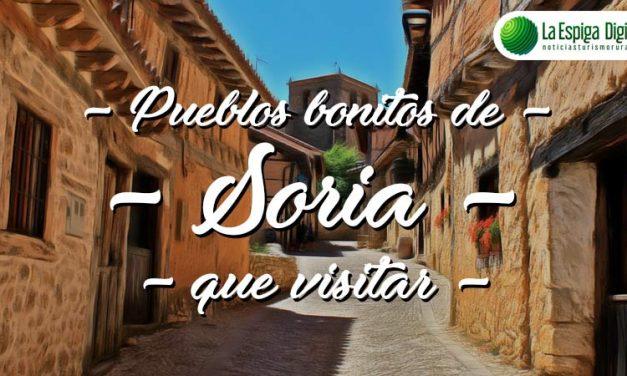 11 Pueblos Bonitos de Soria que visitar